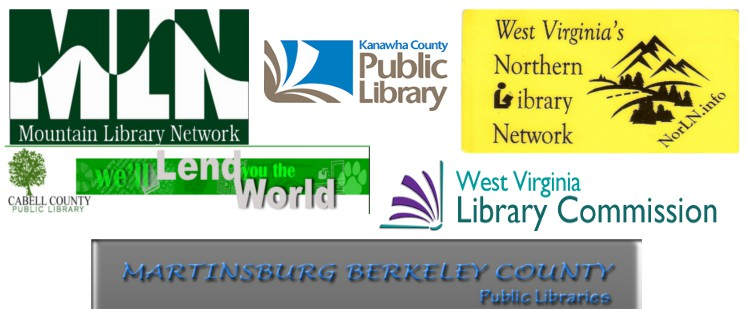 WV Library Logos